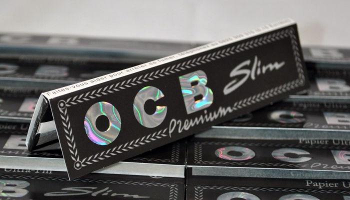Papel OCB Premium Slim