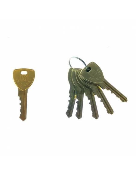 Llaves Maestras Rielda RS1 Nuevo Sistema (llave gruesa)