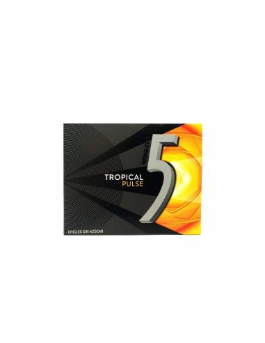 Chicles Five Tropical Pulse