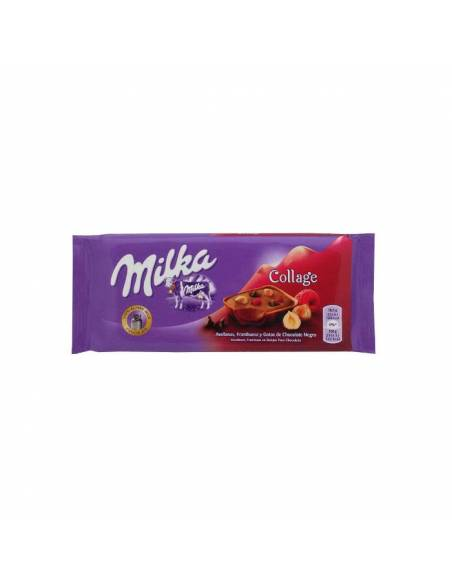 Milka Collage Fruit 93g