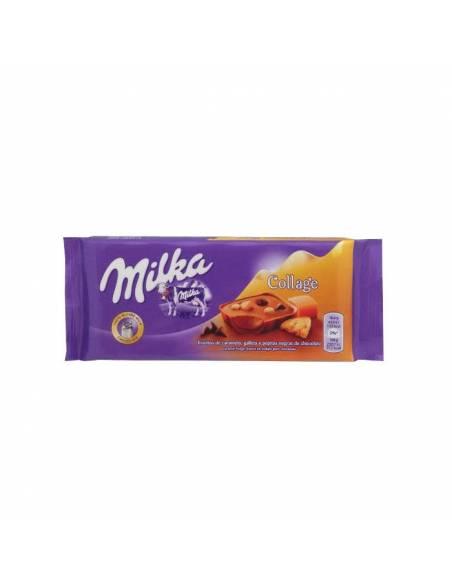 Milka Collage Caramel (Bits) 93g