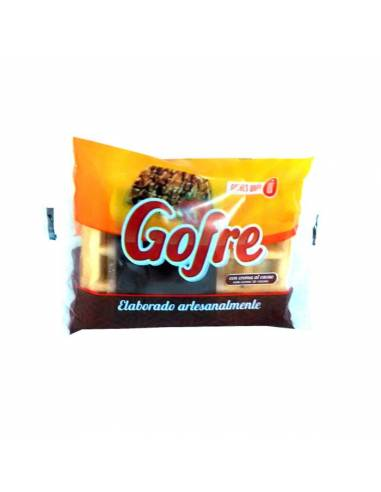 Gofre co chcolate