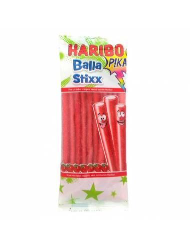 Balla Stixx Nata/Fresa Pika 80 g Haribo