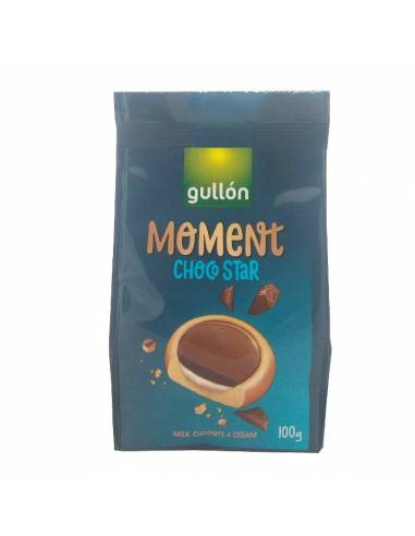 Choco Star Moment Chocolate con Leche 100g Gullon