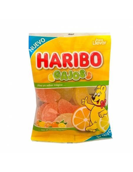 Gajos Limón & Naranja 100g Haribo