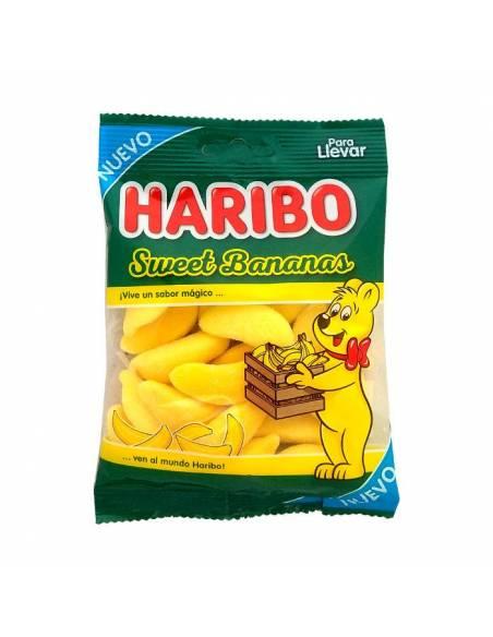 Bananes sucrées 90g Haribo