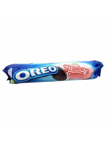 Oreo Rodillo Strawberry Cheesecake 154g
