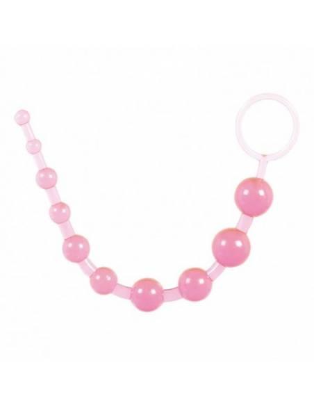 Bolas Anales Thai Toy Beads Rosa bolsa