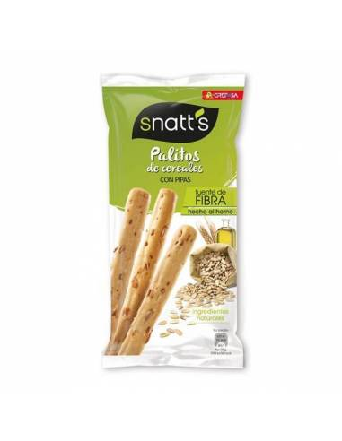 Snatts Palitos Cereal con Pipas 40g