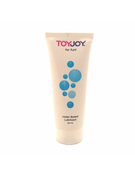 Lubricante a Base de Agua 200ml Toy Joy