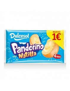 Pandorino (Brioche) à la Crème 60g Dulcesol