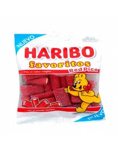 Favoritos Red Pica 90g Haribo