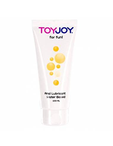 Lubricante Anal a Base de Agua 100ml Toy Joy