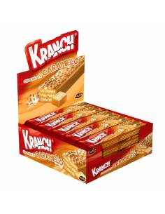Kranch Chocolate Caramelo 20g Lacasa