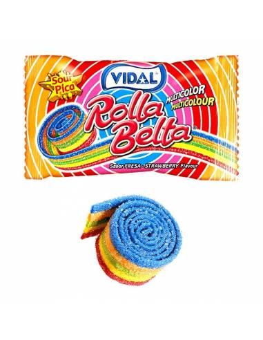 Rolla Belta Multicolor 20g Vidal