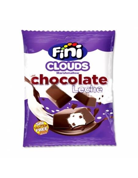 Nuages Goût Lait au Chocolat 80g Fini