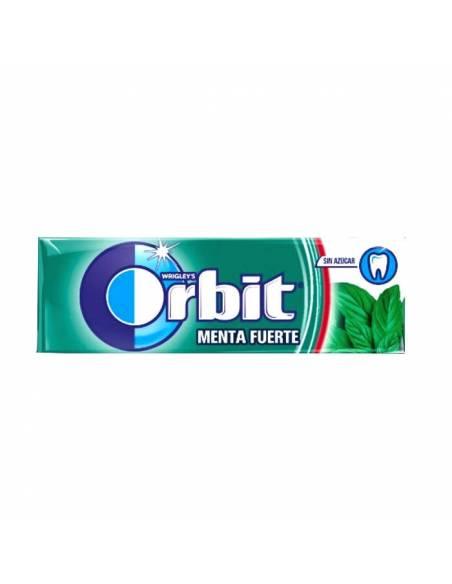 Orbit Chewing-gum Menthe forte 14g