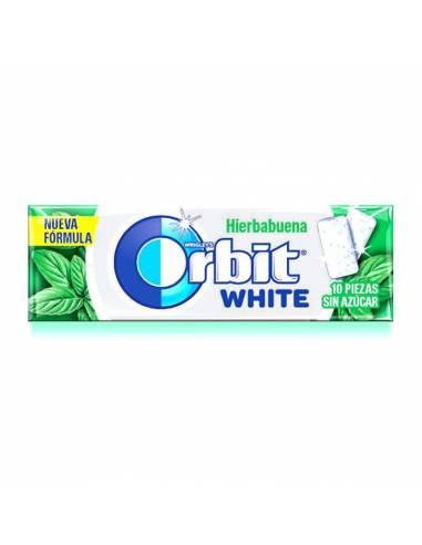 Orbit White Gragea Spearmint 14g