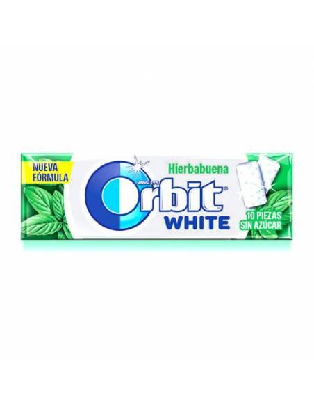 Orbit White Gragea Hierbabuena 14g