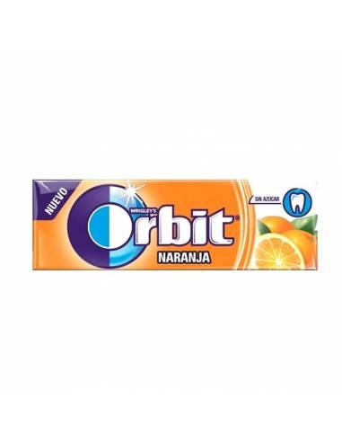 Orbit Dragée Orange 14g