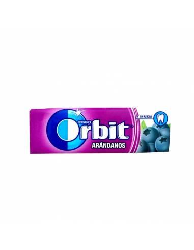 Dragée de canneberges Orbit 14g