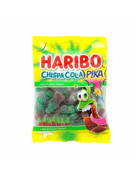 Botellas Cola Pica 100g Haribo