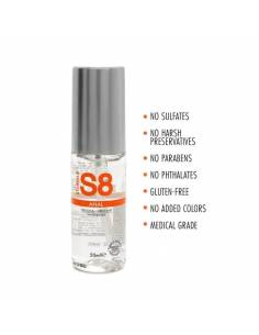 Lubricante Anal S8 50ml