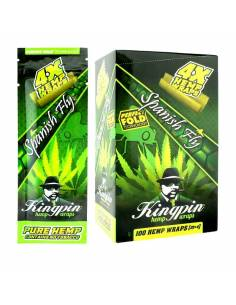 Papel Kingpin Hemp Wrap Fly (Multifrutas)
