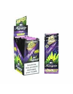 Kingpin Hemp Wrap Purple Paper (Uva)