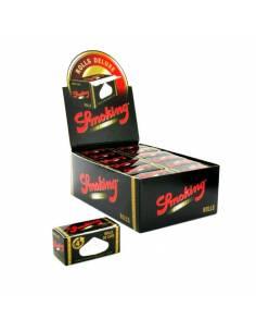 Rouleaux de luxe de tabagisme
