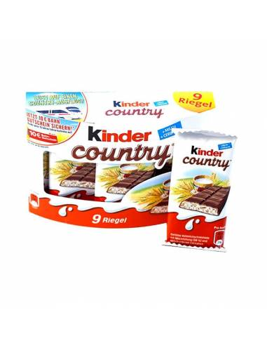 Kinder Country 23,5g