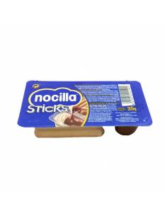 Nocilla Sticks Double Cocoa Cream and Milk/ Blue