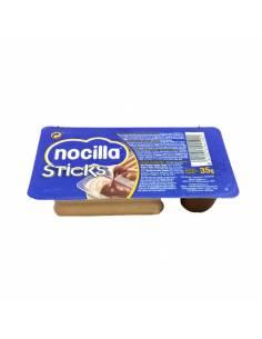 Nocilla Sticks Doble Crema al Cacao y Leche/ Azul