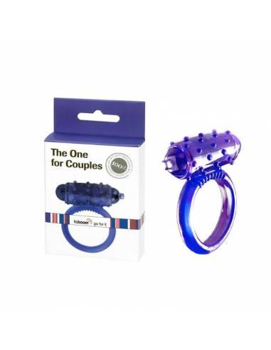Anillo Vibrador The One for Couples