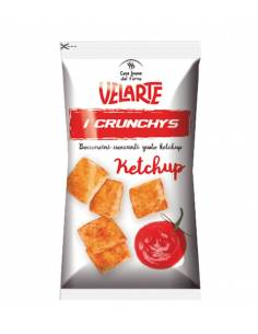 Crunchys Ketchup 35g Velarte