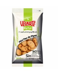 Mini Pan Natur Pipas Velarte 35g