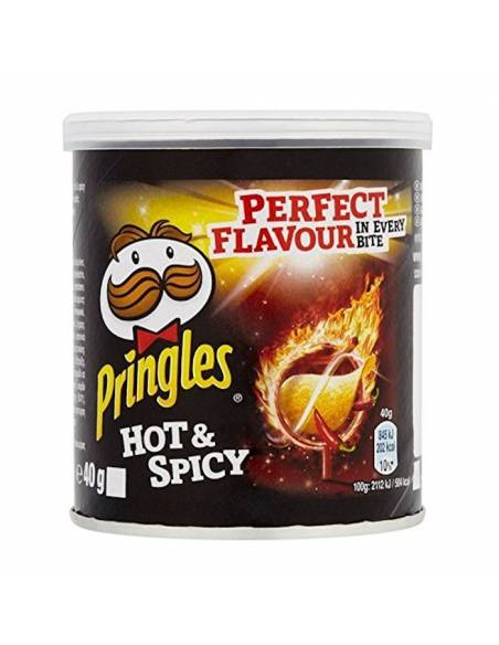 Pringles Hot & Spicy 40g