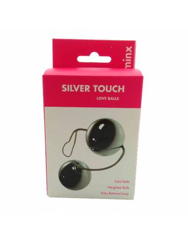 Duo Love Balls Plata Touch