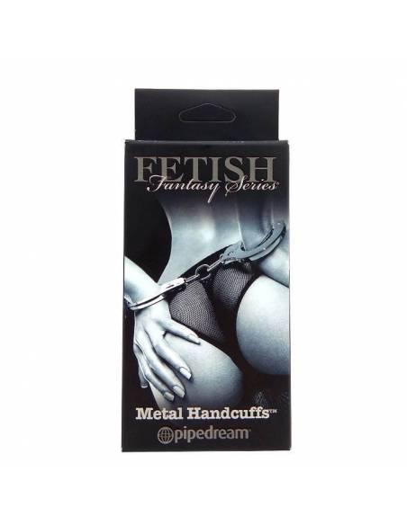 Esposa Metal Handcuffs Fetish