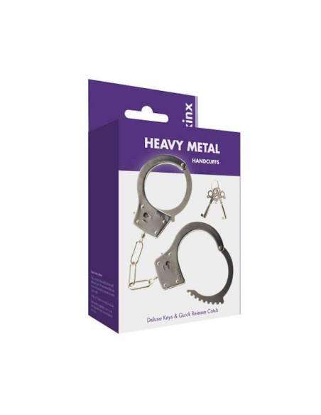Esposa Metal Heavy Metal Handcuffs
