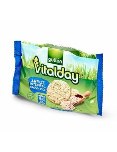 Tortitas de Arroz Integral VIitalday 28.8g
