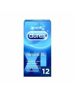 Durex Natural XL 12uds.
