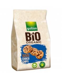Mini Choco Chips Bio Organic 75g Gullón