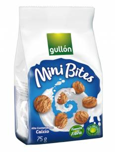 Galleta Mini Bites 75g Gullón