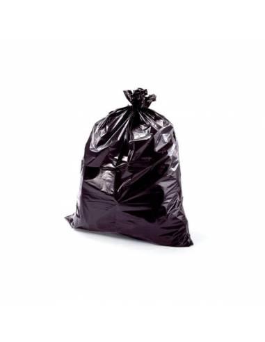 Bolsa Basura 54x60 30lt Negra