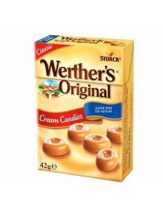 Original Sugar-Free Werther's Candy 42g