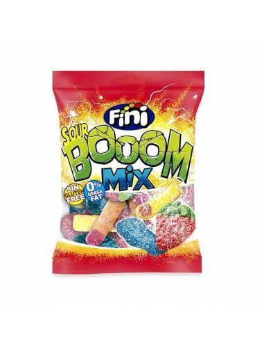 Sour Boom Mix Sortido Ácido 100g Fini