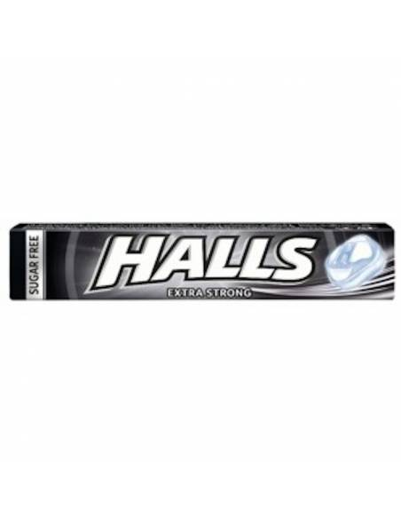 Halls Extra-forte Mint S/A 20uds.