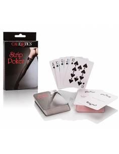 Cartes de poker érotiques