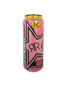 RockStar Tropical Punched Marked 1€ 500ml
